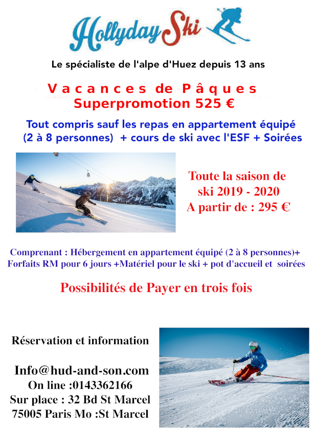 Alpes d'Huez 2019-2020-Hudandsonevents